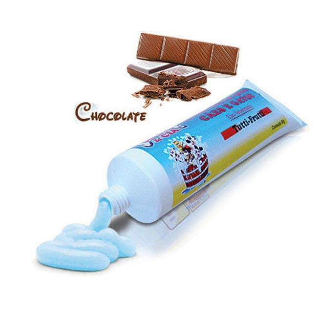 Creme Dental Catdog Chocolate
