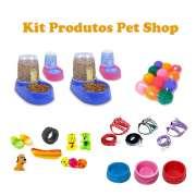 Kit Produtos Pet Petshop Atacado Revenda